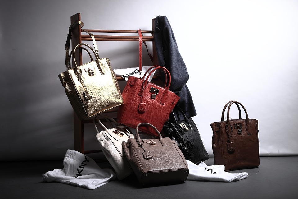 Too Many Handbags Cluttering the Home  Pixibay Image