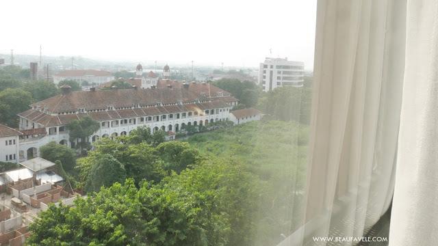 View dari Kamar