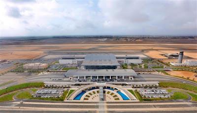 Source: OAMC. Salalah Airport. Salalah Airport