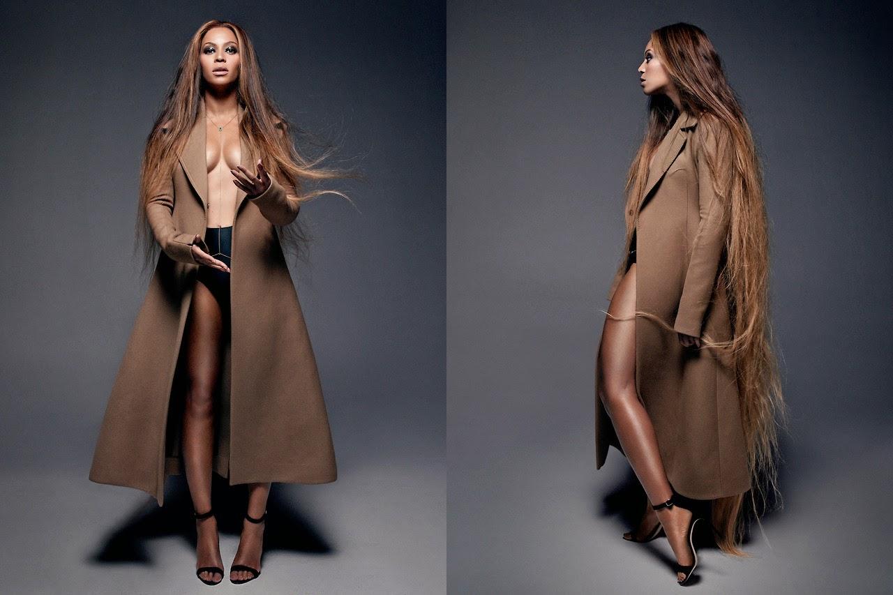 Beyonce Long Hair