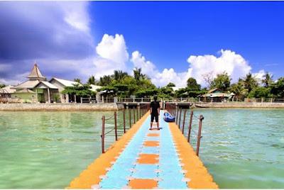 Wisata gresik pulau bawean
