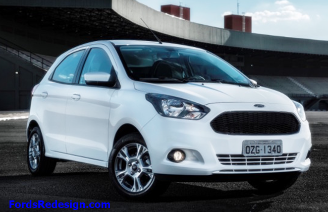 2017 Ford ASPIRE Review and Release Date India