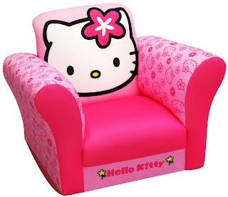Gambar Kursi Hello Kitty 7