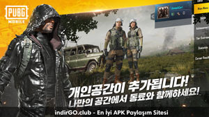 PUBG Mobile Kore Serveri