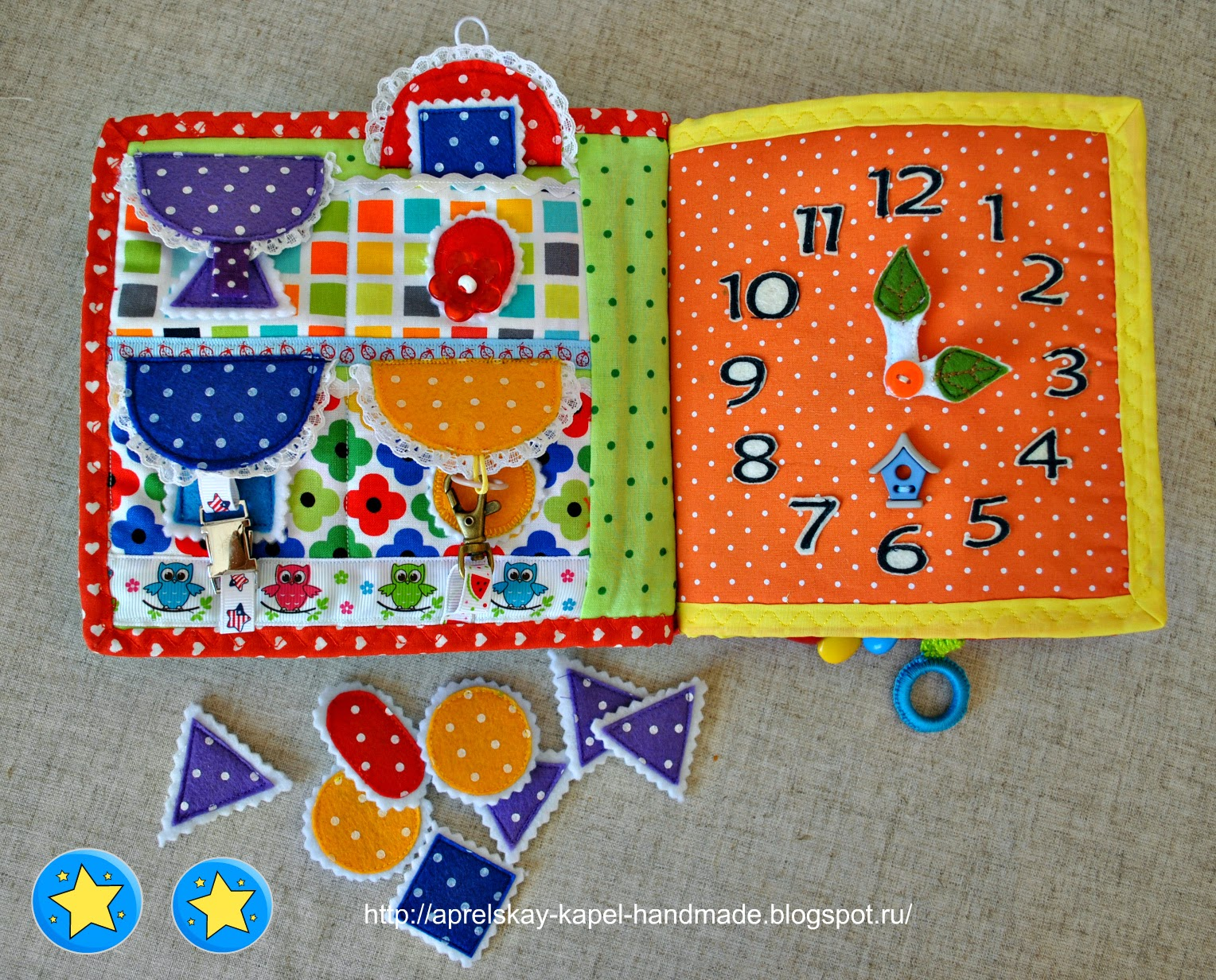 busybook, quiey book, toddler book, craft book for kids, activity toy, soft book, baby book, staffed toys, felt, feltro. fabric toys. книжка развивайка, развивающая книжка, софт бук, подарок на годик, для малышей, обучающая книжка,