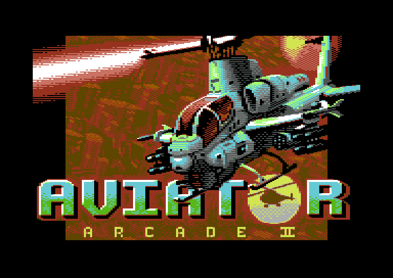 RGCD: Aviator Arcade II Available! (C64) (Download, Disk and Cartridge)