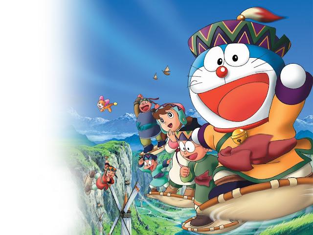 Kumpulan Wallpaper Dan Gambar Doraemon