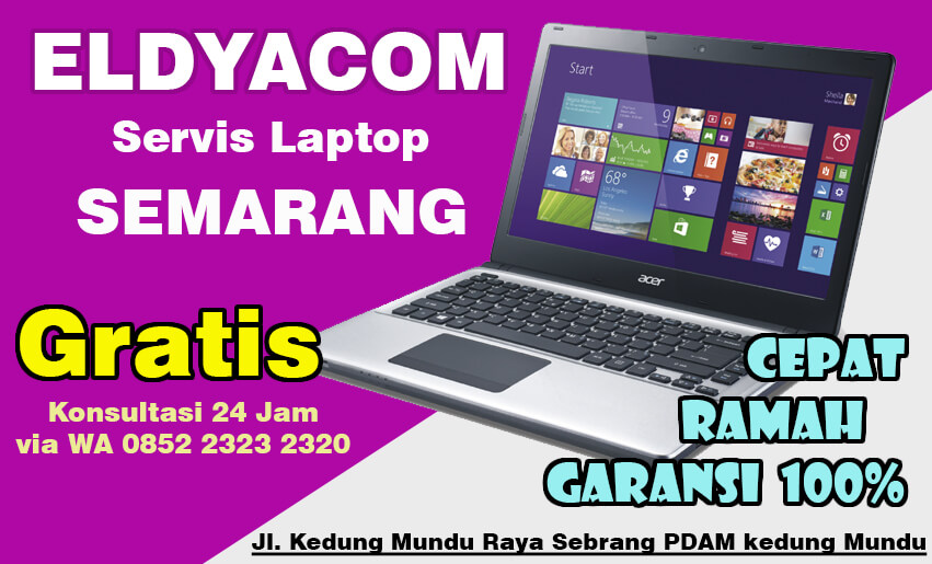 Servis Laptop Semarang