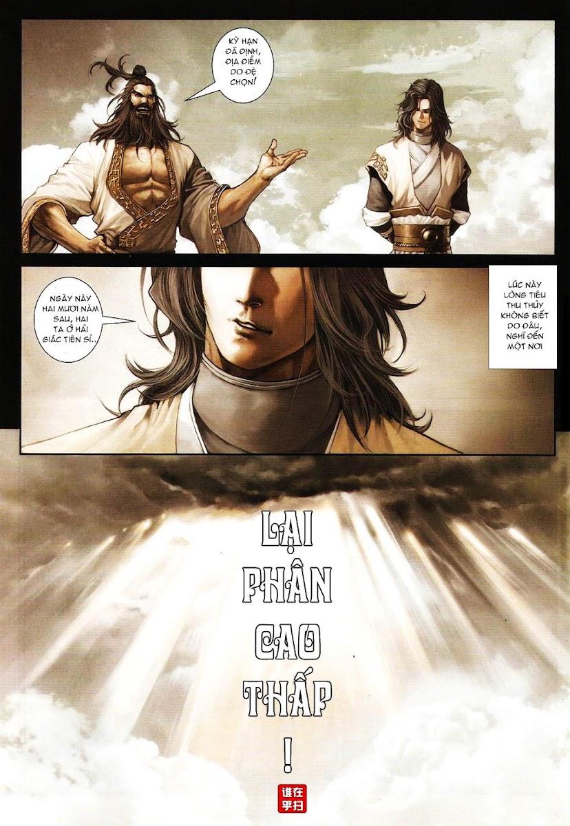 Ôn Thụy An Quần Hiệp Truyện chap 63 trang 5