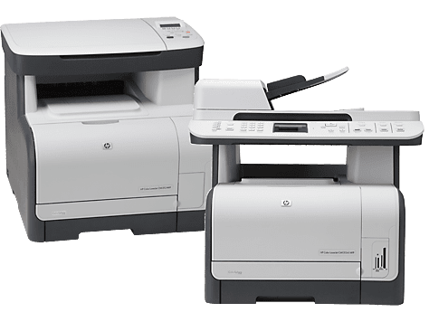 HP Color LaserJet CM1312 Multifunction Printer Drivers