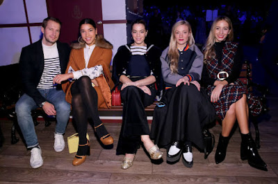 Hannah Bronfman, Chelsea Leyland, Kate Foley, and Harley Viera Newton are all influencers who are not bloggers. Photo: Getty Images