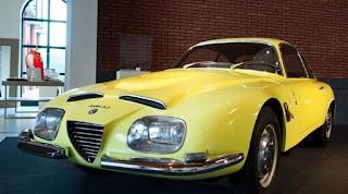 Alfa Romeo 2600 Sprint Zagato '1968.