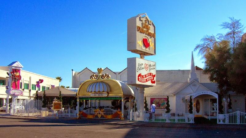 Boda en Las Vegas. A Little White Chapel