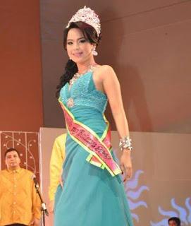 Beauty queen killed by gunmen