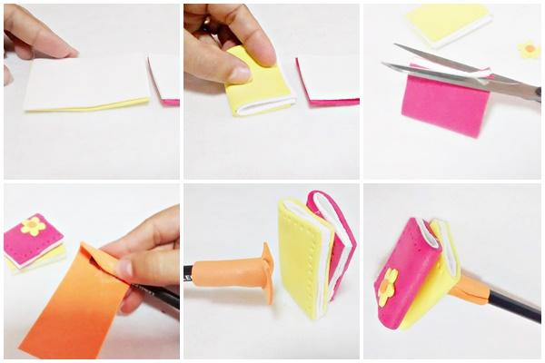 Ponteira de lápis 3 modelos