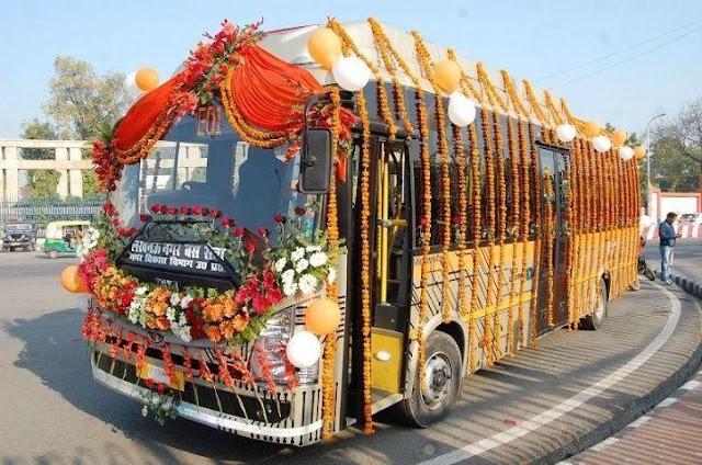 Tata motors Electric Buses