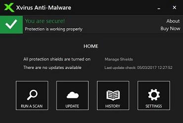 Xvirus Anti-Malware Pro License Key