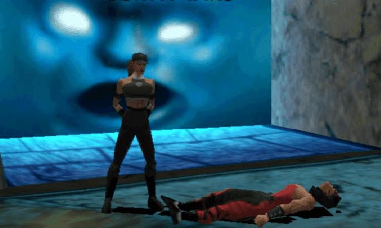 تحميل لعبة 4 Mortal Kombat