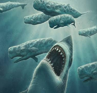 Prehistoric Sea Creatures - YouTube |Scariest Prehistoric Sea Creatures