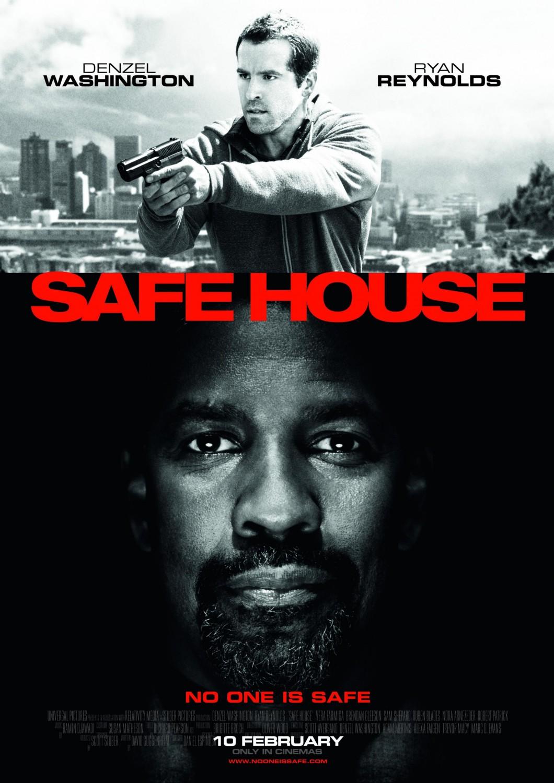 Nonton Film Safe House (2012)