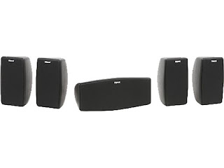 Klipsch - Quintet V 5.0-Channel Home Theater System