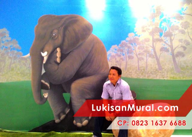 3d mural gallery