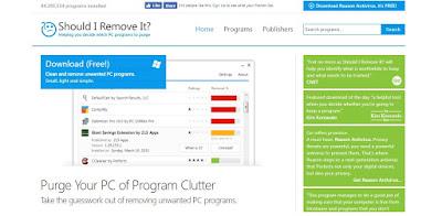 طريقة تسريع حاسوبك الشخصي - برنامج should i remove it