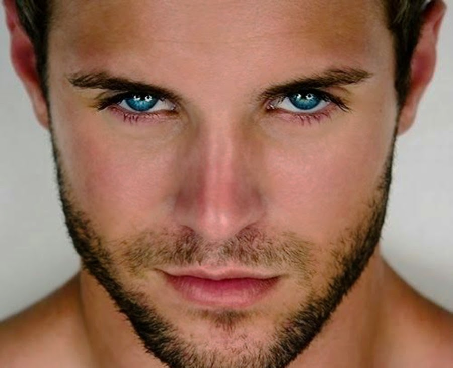 Blonde Hair Blue Eyes Male 14