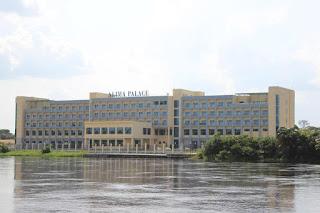 Alima Palace, Oyo, Congo