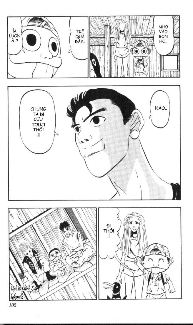 NINKU vol 13 trang 19