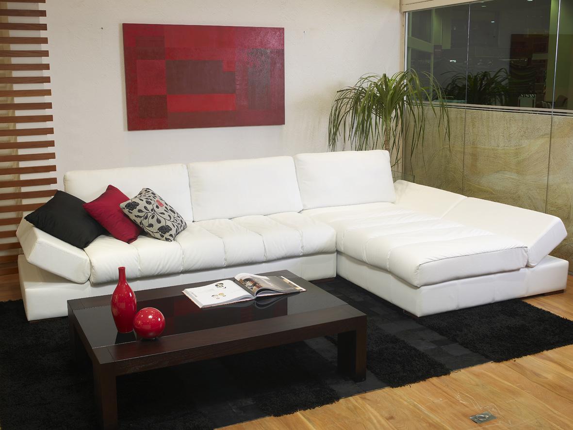 sofas modernos para salas pequenas baker sectional sofa price sofá sala como deve ser dicas e fotos decoração top