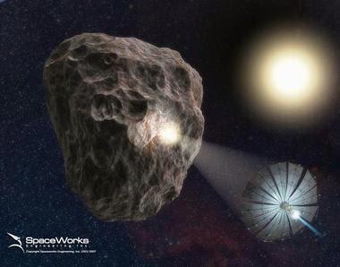 Mistero Ufo: Asteroid Defense; il progetto degli USA e ...