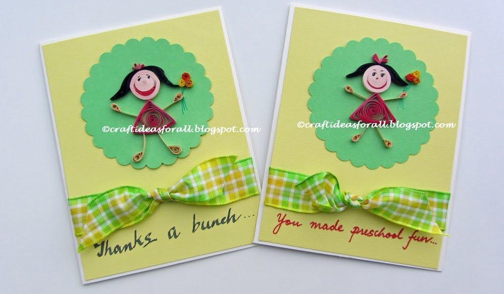 Card Making Ideas For Teachers Part - 34: Thursday, June 14, 2012