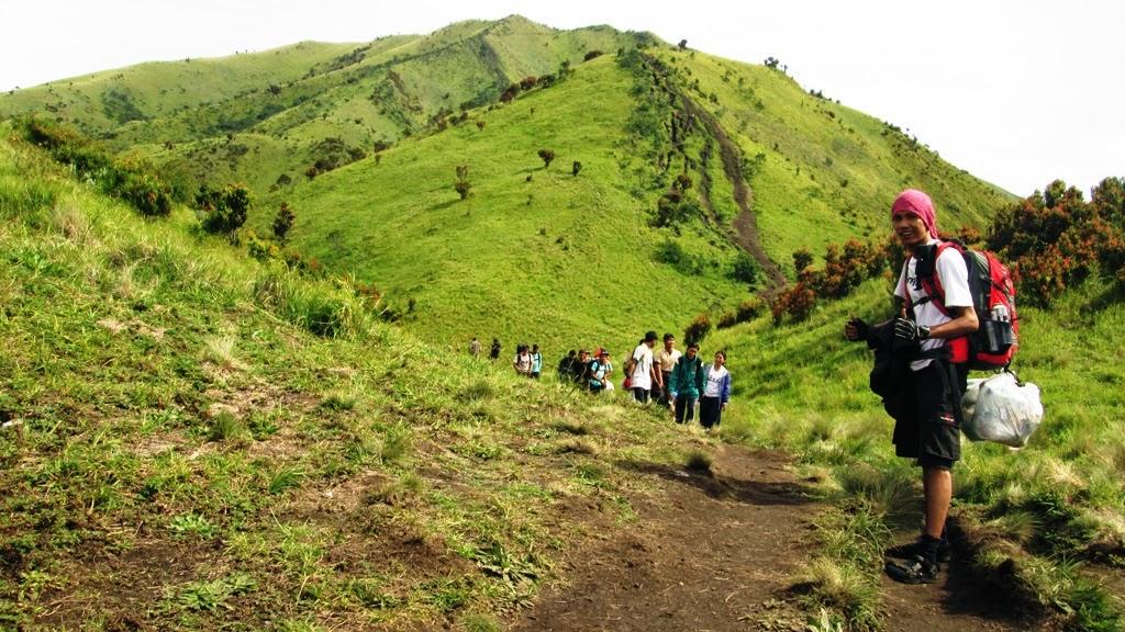 Pemandangan sepanjang Sabana 2 ke Sabana 1