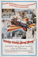 Ian Fleming, Chitty Chitty Bang Bang, James Bond