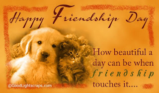Best Happy Friendship day Cards 1