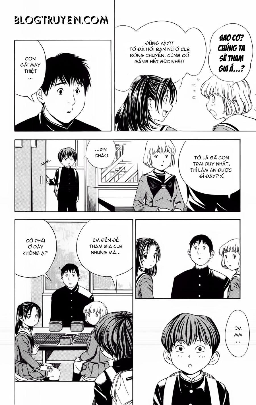 Hikaru No Go hikaru no go chap 57 trang 5