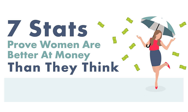 7 Stats Prove Women Are Better At Money Than They Think