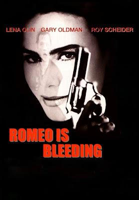 Romeo Is Bleeding Poster