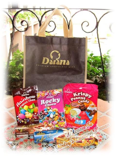 daiana chocolates, date with bloggers at melaka