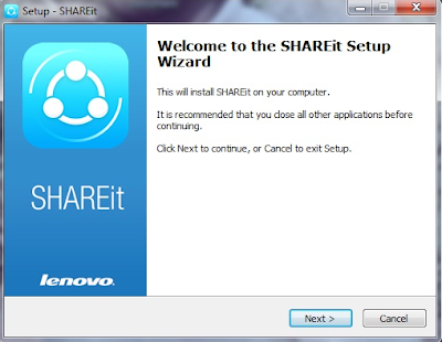 Screenshot SHAREit For PC