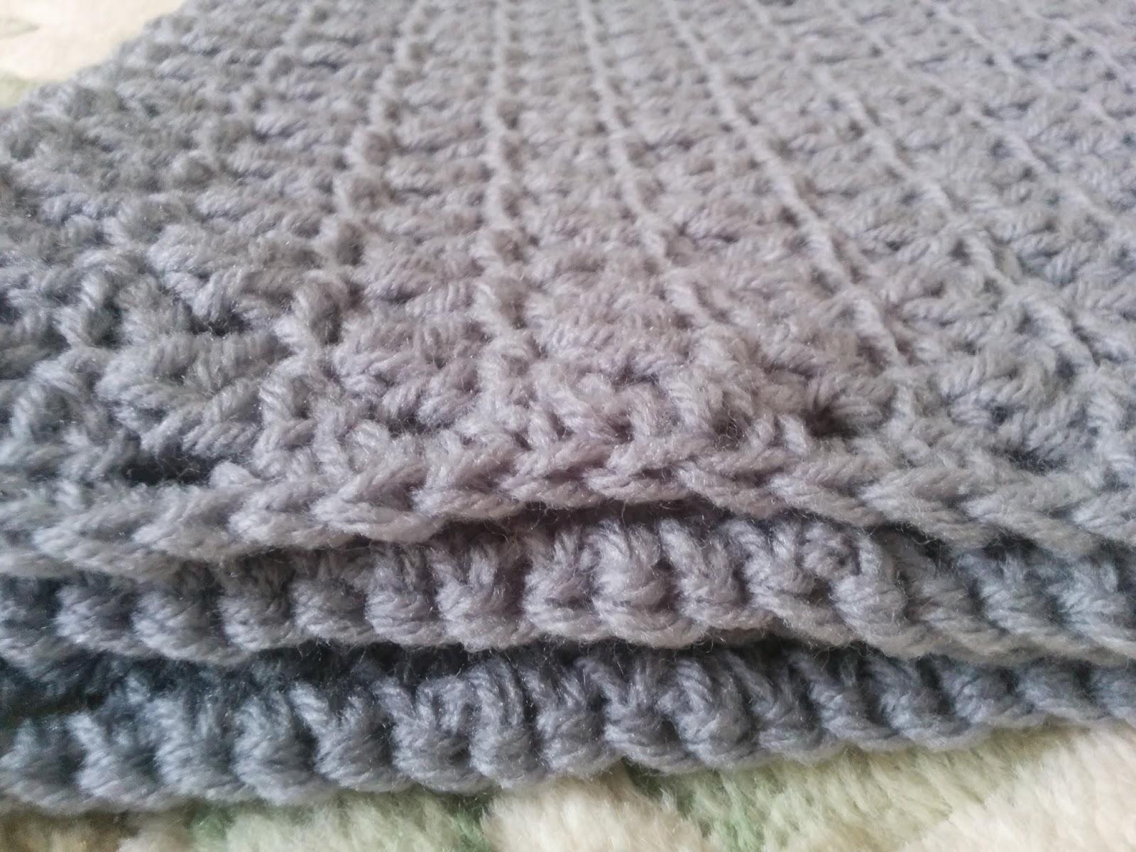 Whitney Knits: Free Crochet Prayer Shawl Pattern