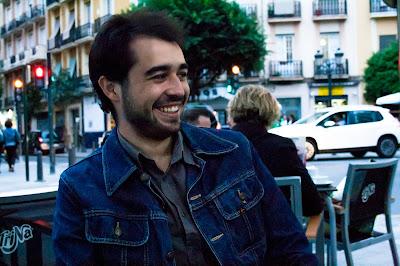 Carlos Gimeno Casáns actor de La linterna roja
