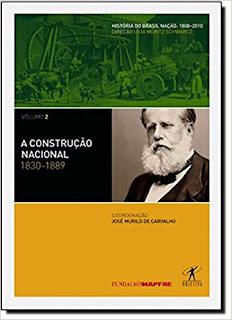 livro a construção nacional