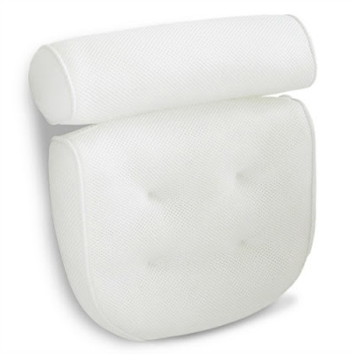 Gift Guide for women, bath pillow