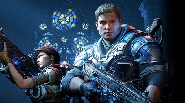 تلميح و تشويق شبه رسمي للإعلان عن جزء جديد للعبة Gears of War هذا الأسبوع …