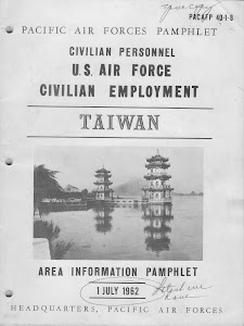 1962 Civilian Personnel Pamphlet
