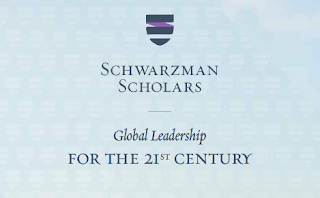 Schwarzman Scholars (Fully Funded Scholarships Programme in China)