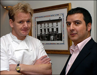 Kitchen Nightmares D-Place
