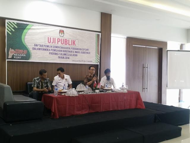 Di Soppeng, Penyandang Disabilitas Tetap Dapatkan Perlakuan Khusus di TPS